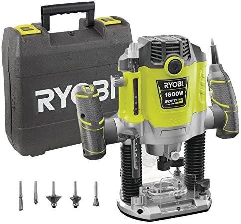 Connaitre la défonceuse Ryobi 4892210133632